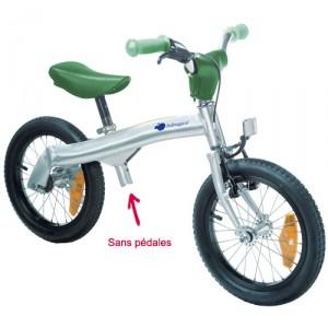 Draisienne vélo évolutif