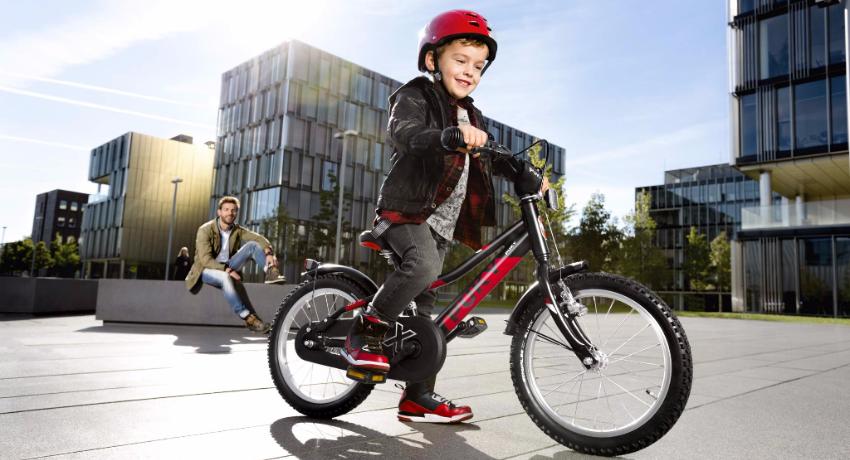 Après la draisienne, le vélo enfant