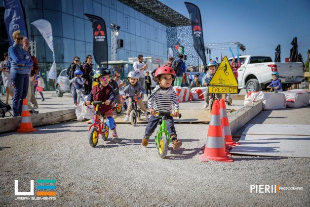 course velo sans pedales